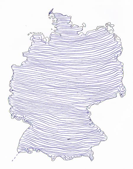 Jakobsweg in Deutschland